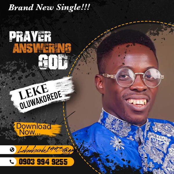 PRAYER ANSWERING GOD Upload Your Music Free