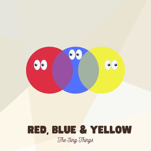 Red, Blue & Yellow Upload Your Music Free
