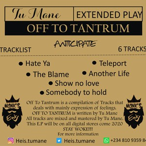 OFF TO TANTRUM Upload Your Music Free