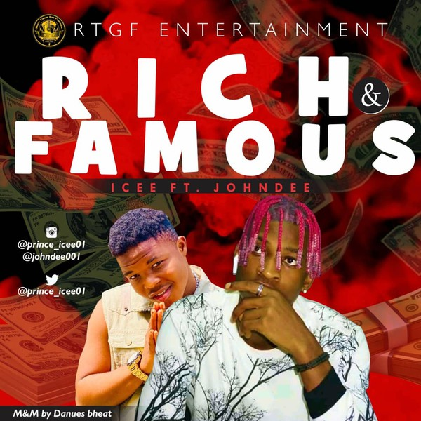 Rich and Famous Upload Your Music Free