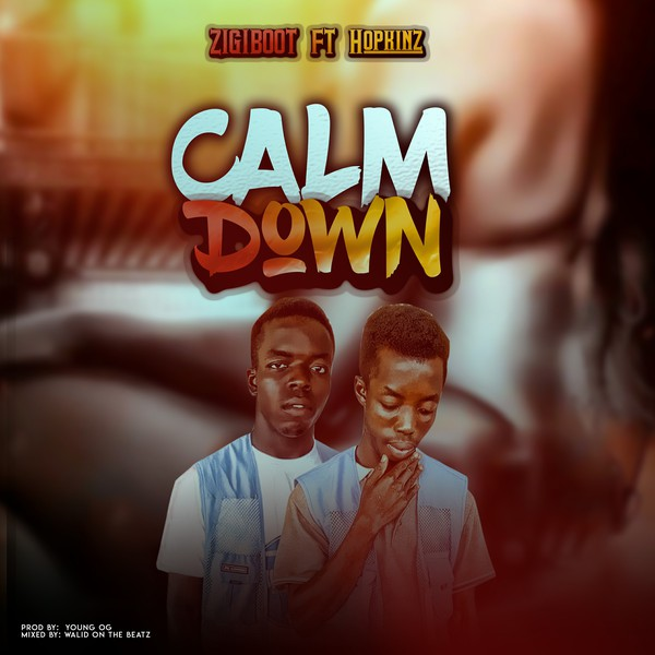 Calm Down (mixed by streettrack & walid beatz) Upload Your Music Free