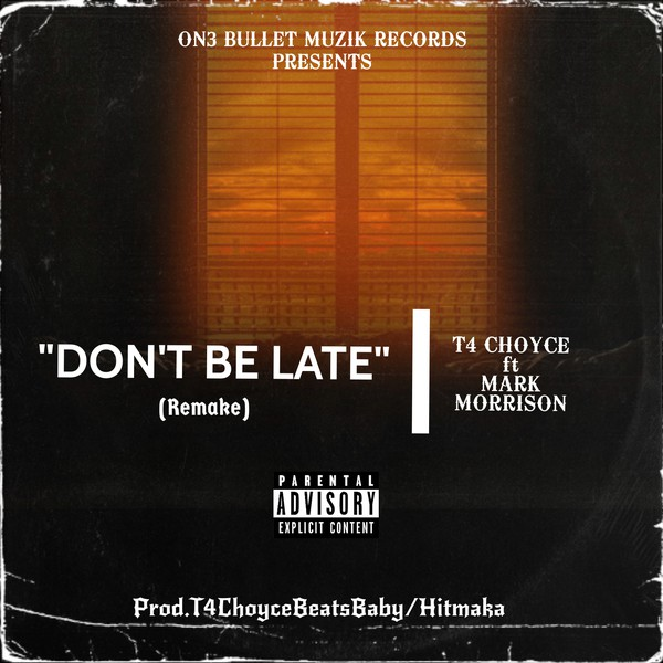 Don't Be Late Upload Your Music Free