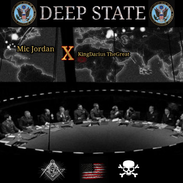 DEEP STATE Upload Your Music Free