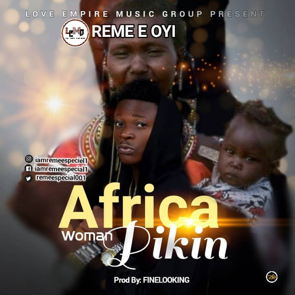 Africa woman pikin Upload Your Music Free