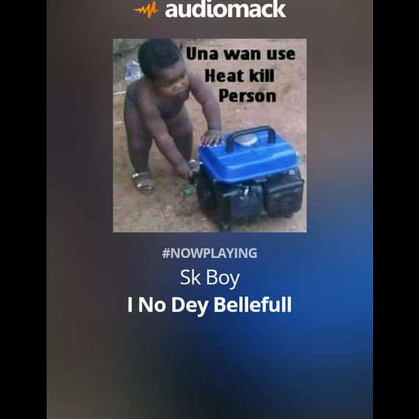 I no dey bellefull Upload Your Music Free