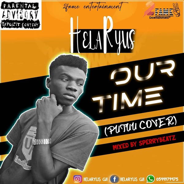 Our Time (Putuu Cover)(Mixed By Sperrybeatz) Upload Your Music Free