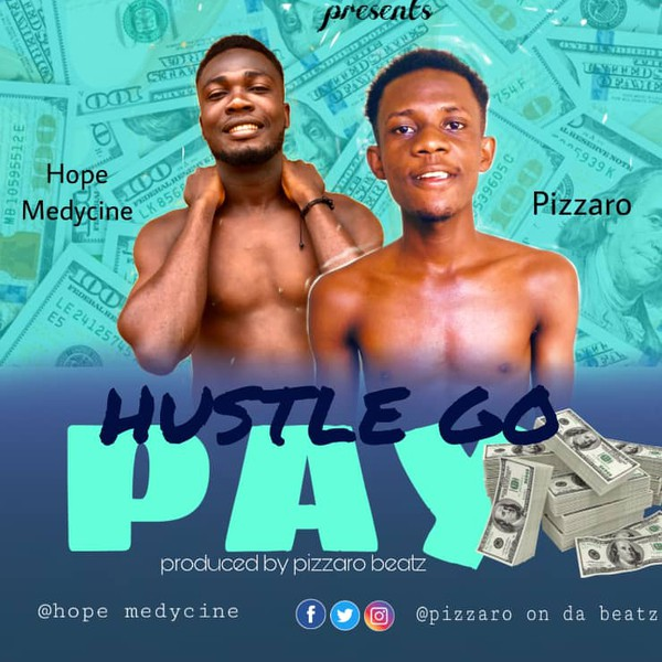 HUSTLE GO PAY Upload Your Music Free