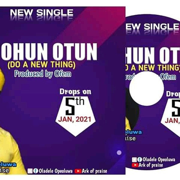 S'Oun Òtun (Do A New Thing) Upload Your Music Free