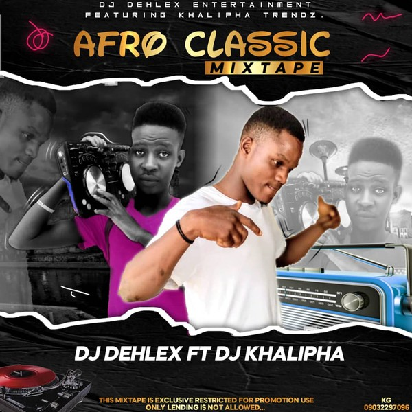 DJ Dhelex mixes Upload Your Music Free
