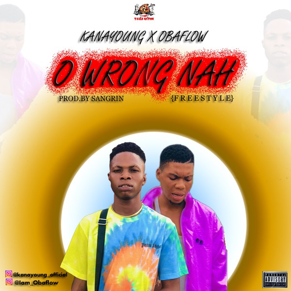 O Wrong Nah (Prod. By Sangrin) Upload Your Music Free