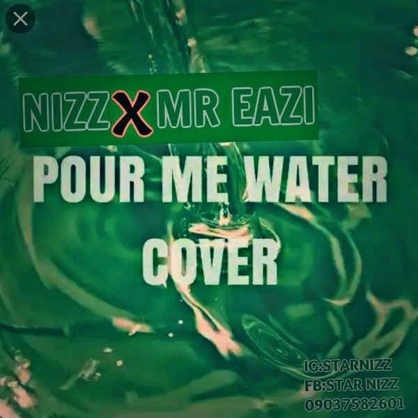 Pour_me_water_COVER Upload Your Music Free