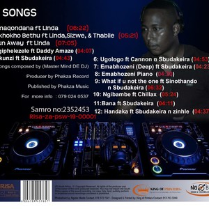 Mastermind de dj - Phuma emabhozeni ft Sbudakeira Upload Your Music Free