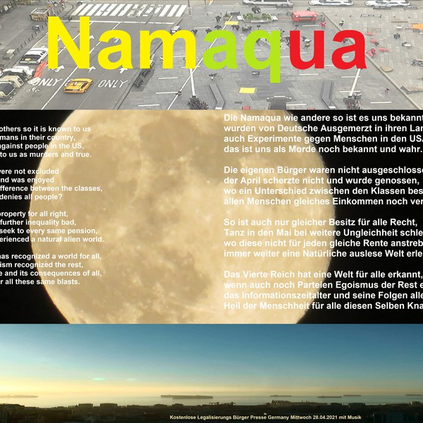Namaqua Upload Your Music Free