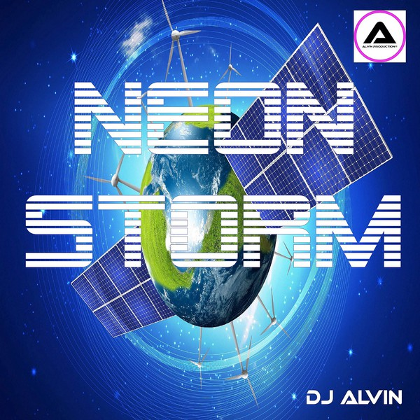 Neon Storm Upload Your Music Free