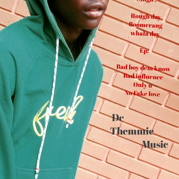 musician DC Themmie - Dc Themmie Pop