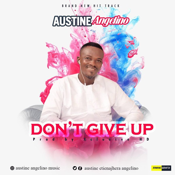 Don't Give Up Upload Your Music Free